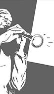 Blues und Jazz-Nacht in Meppen Logo